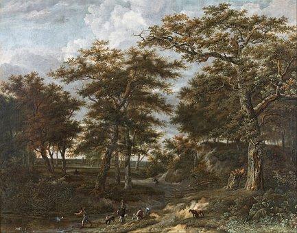 Adriaen Verboom, Art, Artistic, Painting, Oil On Canvas