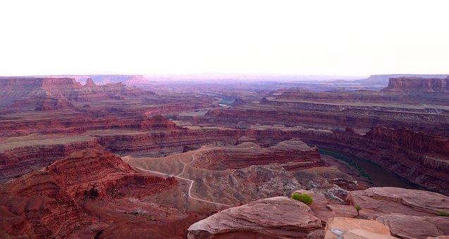 Utah, Desert, Landscape, Usa, West, Outdoors, Southwest