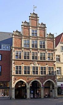 Gable House, Münster Westphalia, Historic Preservation