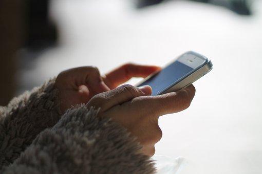 Iphone, Call, Chat, To Write, Whatsapp