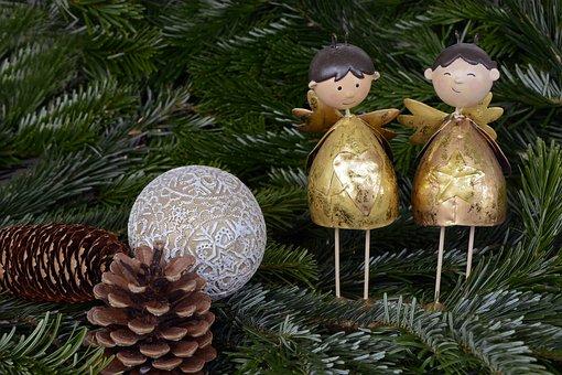 Christmas, Angel, Angel Wings, Decoration