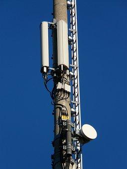 Transmission Tower, Radio Tower, Tower, Mast, Antennas