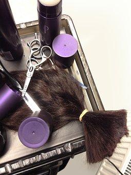 Hair, Haircut, A Bunch Of Hair, The Hair Bundle
