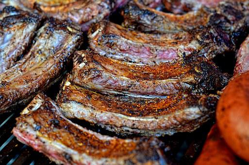 Ribs, Barbecue, Meat, Food, Meal, Beef, Bbq, Sauce