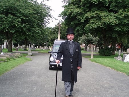Funeral Director, Undertaker, Funeral, Remembrance