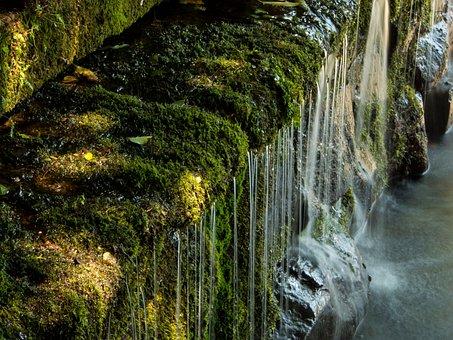 Japan, Water Sources, Kumamoto, Spring Water