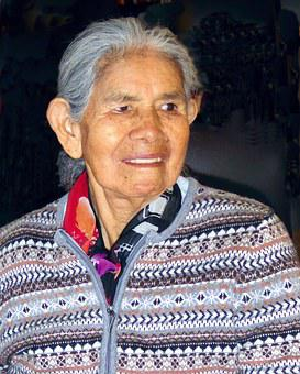 Old Woman, Mesch, Face, Peru, Peruvian, Andes