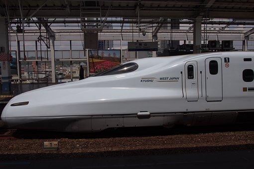 Shinkansen, Bullet, Train, Railway, Travel