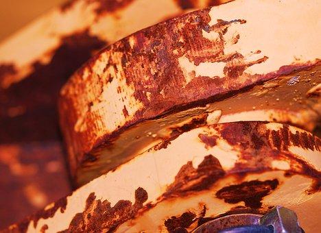 Rusted, Farm Equipment, Abandoned, Agriculture, Farm