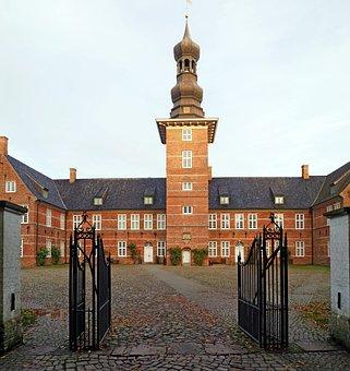 Castle, Husum Castle, Dutch Renaissance, Schlossmuseum