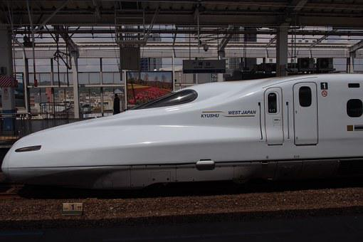 Shinkansen, Bullet, Train, Railway, Travel