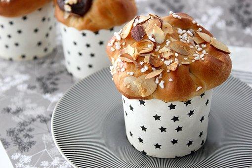 Bun, Muffins, Batch, Buns