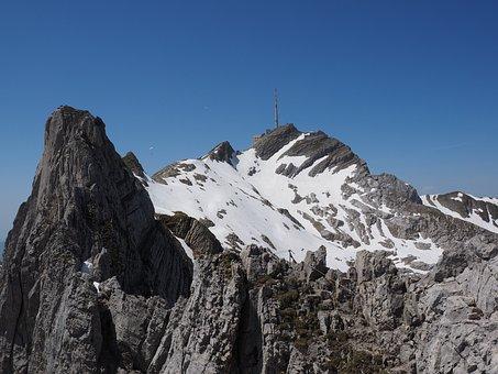 Lenses Ridge, Climbing, Scramble, Rope, The Rope