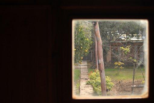 Window, Glass, Landscape, Batch