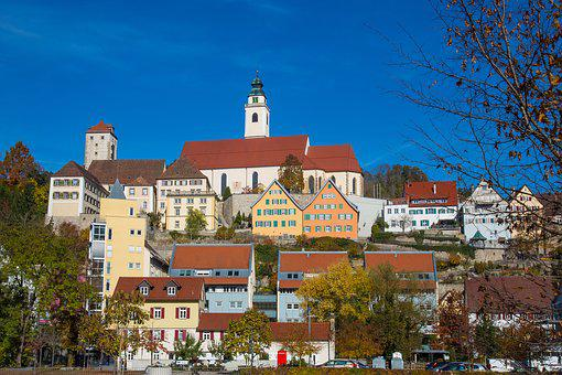 Horb, Horb Am Neckar, Neckar, Collegiate Church