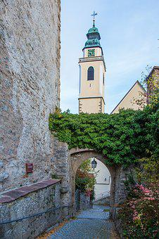 Horb, Horb Am Neckar, Collegiate Church, Castle