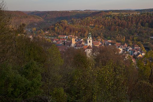 Horb, Horb Am Neckar, Black Forest, Collegiate Church