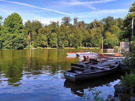 Darmstadt, Hesse, Germany, Oberwald House