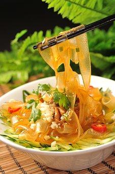 Northeast Lift, Vermicelli, Cold Noodles, Salad