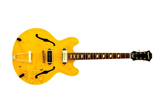 Guitar, Jazz, Music, Musical, Neck, Black, Band, Rock