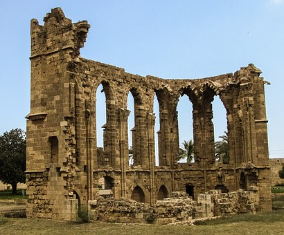 Cyprus, Famagusta, Church, St George Of The Latins