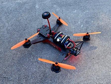 Drone, Quadcopter, Aircraft, Aerial, Control, Remote