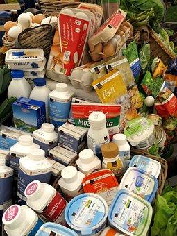 Milk, Quark, Yogurt, Food, Breakfast, Nutrition, Range