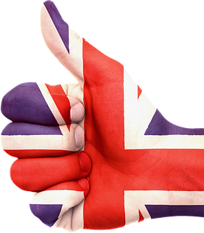 Flag, Union Jack, British, Union Flag, Patriotism, Hand