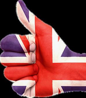 Flag, Union Jack, British, Union Flag, Patriotism, Hand
