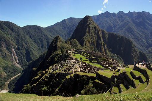 Machu Piccho, Peru, Incas, Holy City, Terraces