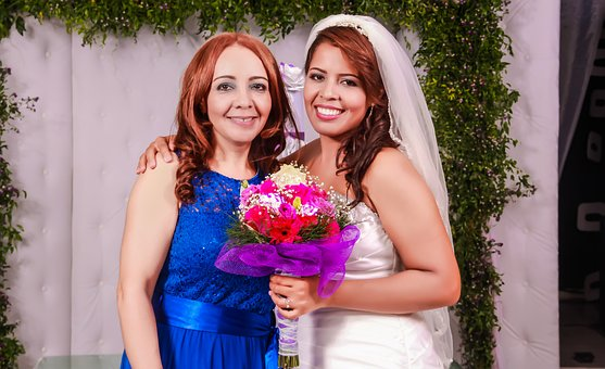 Wedding, Mama, Godmother