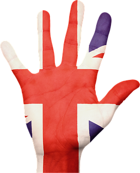 Flag, Union Jack, Hand, British, Union Flag, Patriotism