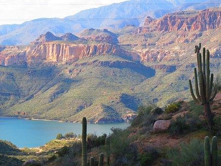 Arizona, Apache Trail, Phoenix