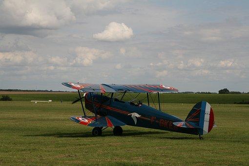 Former Aircraft, First War, Guynemer, Squadron
