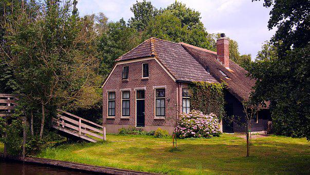 Netherlands, Dutch, Architecture, Authentic, Country
