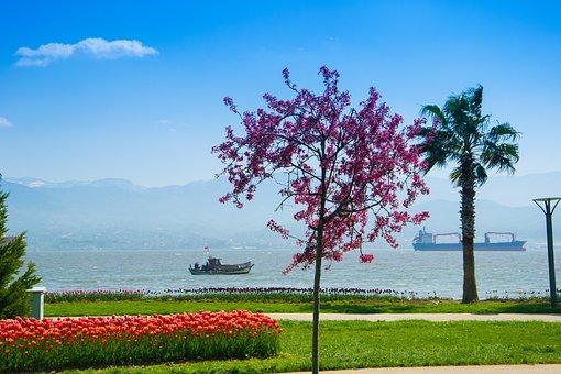 Landscape, Sky, Nature, Clouds, Turkey