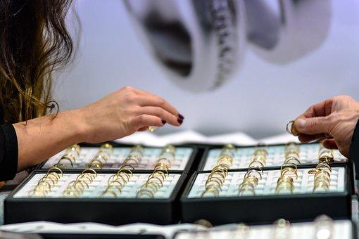 Jewelry Store, Wedding Rings, Wedding, The Jeweler