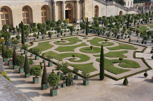Paris, Parisian, France, Château De Versailles