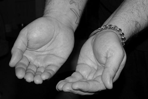Hands, Poverty, Little, Poverty Reduction, Labor Wage