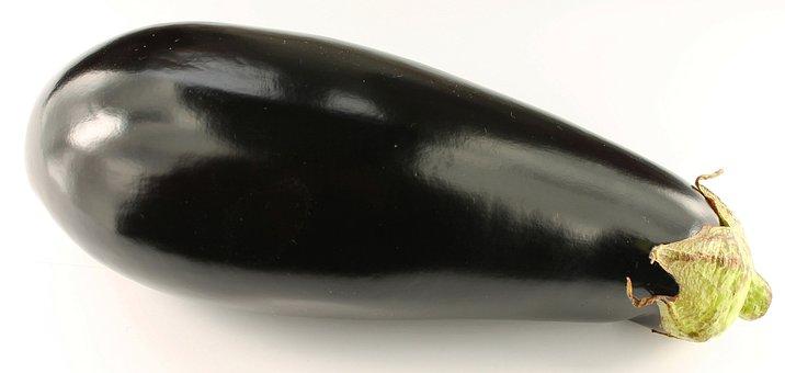 Eggplant, Vegetables, Fruit, Violet, Purple