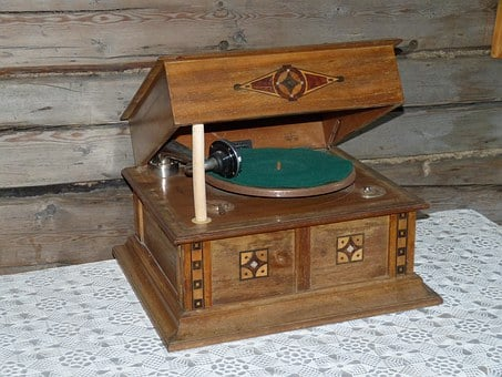 Gramophone, Record, Phonograph, Music, Audio Device