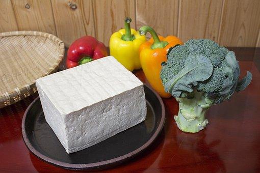 Tofu, Korean, Korean Food, Korean Traditional Food