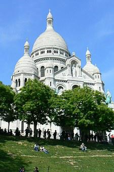 Basilica, Sacré-coeur, Basilica Of The Sacred Heart