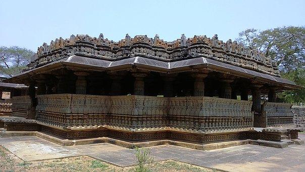 Temple, Nagareswara, Bankapur, Site, Historical