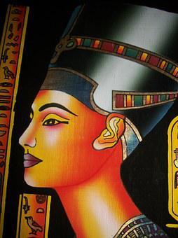 Nefertiti, Egypt, Queen, Egyptian, Ancient, Cleopatra