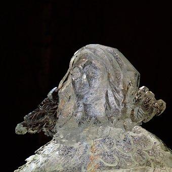 An Ice Sculpture, Ice Sculpture, Jääfestivaali