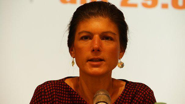 Sahra Wagenknecht, Politician, She Left, Policy