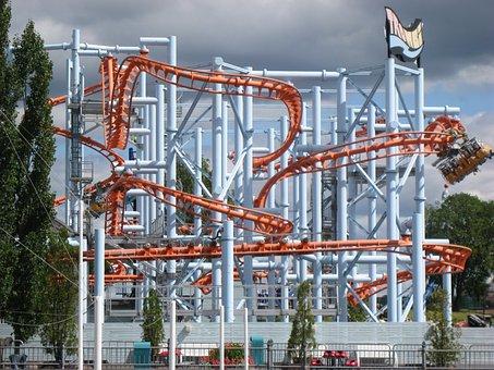 Amusement Park, Tampere, Särkänniemi, Thrombus