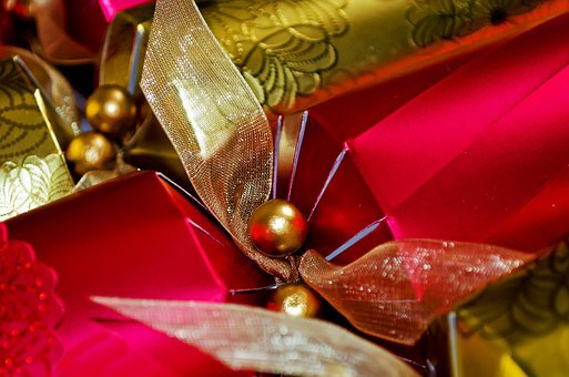 Abstract, Celebration, Christmas, Close-up, Cracker