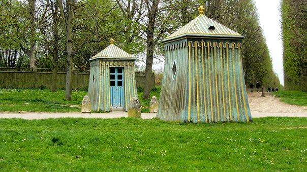 Awake Houses, Versaille, Garden, Royal, Louis Xiv